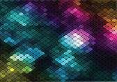 Vektor mosaik bakgrund — Stockvektor