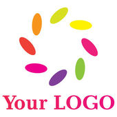 Logo design element — Stock Vector