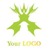 Logo tasarım öğesi — Stok Vektör