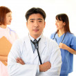 Asimedical staff — Stock Photo #18915469