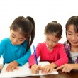 Children studying — Stock Photo #19096533