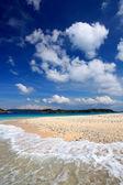Muhteşem sahil summertime yılında — Stok fotoğraf