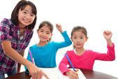 儿童学习 — 图库照片