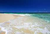Beautiful beach in Okinawa — Stockfoto