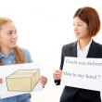English teacher with student — Stock Photo #22022771