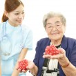 Caregiver Services — Stock Photo #28710525