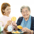Stock Photo: Caregiver Services