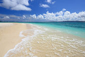 Gorgeous Beach in Summertime — Stock Photo