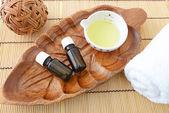 Essential oils — Stock Photo