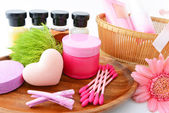 Cosmetics image — Stock Photo