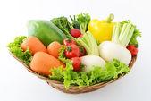 Frutta e verdura fresca — Foto Stock