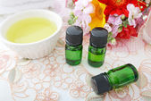 Essential oil — Stock Photo