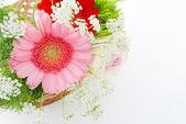 Centro de flores — Foto de Stock