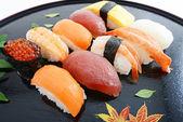 Japanische küche sushi — Stockfoto