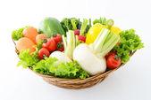 Fresh vegetables — Stock fotografie