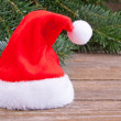 Santa hat — Stock Photo