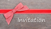 Invitation — Photo