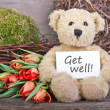 Get well — Stock Photo #21072123