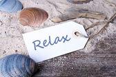 Relaks — Zdjęcie stockowe