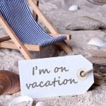 Vacation — Stock Photo