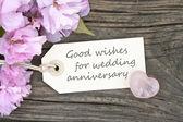 Bröllopsdag — Stockfoto