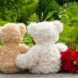 Stock Photo: Teddy bears
