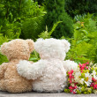 Teddy bears — Stockfoto #26933829