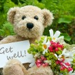Get well — Stock Photo #28529631