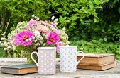 Coffee mugs — Stock Photo