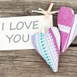 I love you — Stock Photo #30305889