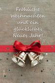 Christmas card — Stock Photo
