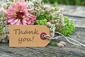 Thank you — Foto de Stock