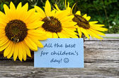 子供の日 — ストック写真