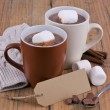Hot chocolate — Stock Photo #39266685