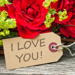I love you — Stock Photo #44207209