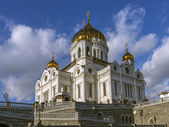 Christ the Saviour Cathedral — Стоковое фото