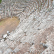 Royalty-Free Stock Photo: Ancient amphitheatre in Phaselis, Turkey
