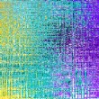 Art abstract colorful background  (yellow, blue, purple)  — Stock Photo