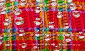 Sfondo di arte astratta trama multicolor — Foto Stock
