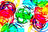 Sfondo astratto colorato modello arte — Foto Stock