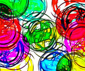 Art abstract colorful pattern background — Stock Photo