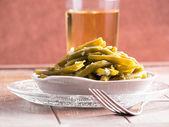 Fazolový salát — Stock fotografie