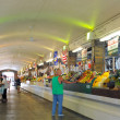 Stock Photo: West Side Mkt arcade