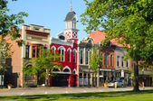 Small-town USA — Stock Photo