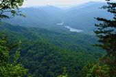 Cumberland gap görünümü — Stok fotoğraf