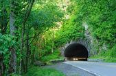 Tunnel-licht — Stockfoto
