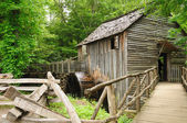 Gristmill — Stock Photo