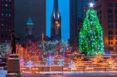 Christmas on the Square — Stock Photo