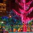 City Christmas lights — Stock Photo #30774553