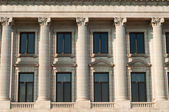 Classical columns — Stock Photo